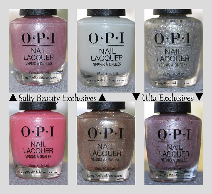 OPI Tokyo Collection - Spring 2019 -- Sally Beauty & Ulta Exclusives (1)