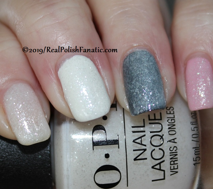 (S) OPI - Robots Are Forever -- Spring 2019 Tokyo Collection Sally Beauty Exclusive (14)