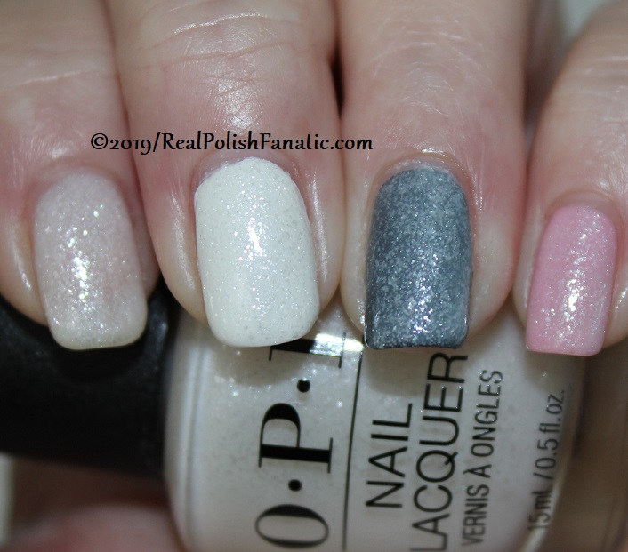 (S) OPI - Robots Are Forever -- Spring 2019 Tokyo Collection Sally Beauty Exclusive (3)