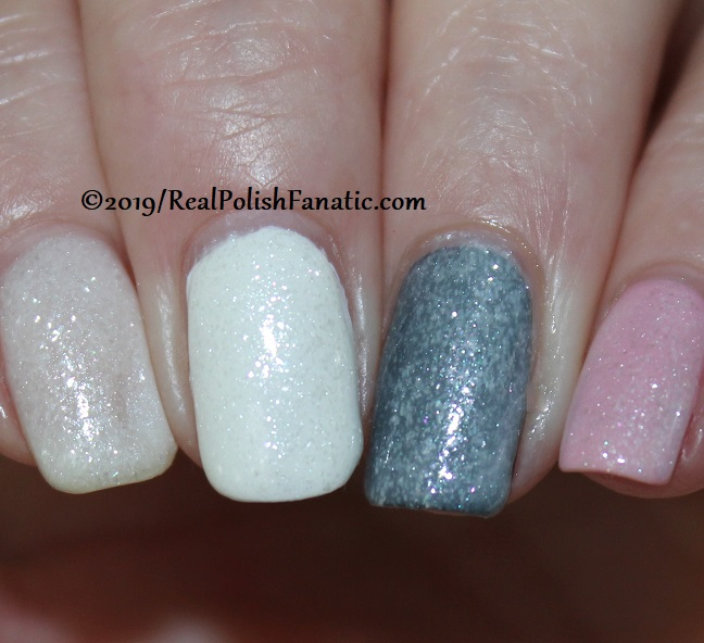 (S) OPI - Robots Are Forever -- Spring 2019 Tokyo Collection Sally Beauty Exclusive (5)