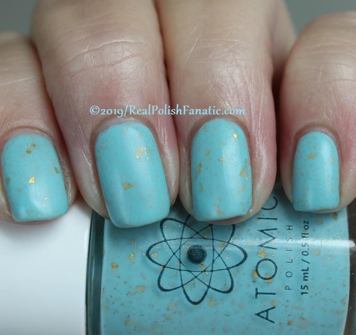 Atomic Nail Polish - Zr (Zirconium) -- Debut Collection February 2019 (13)