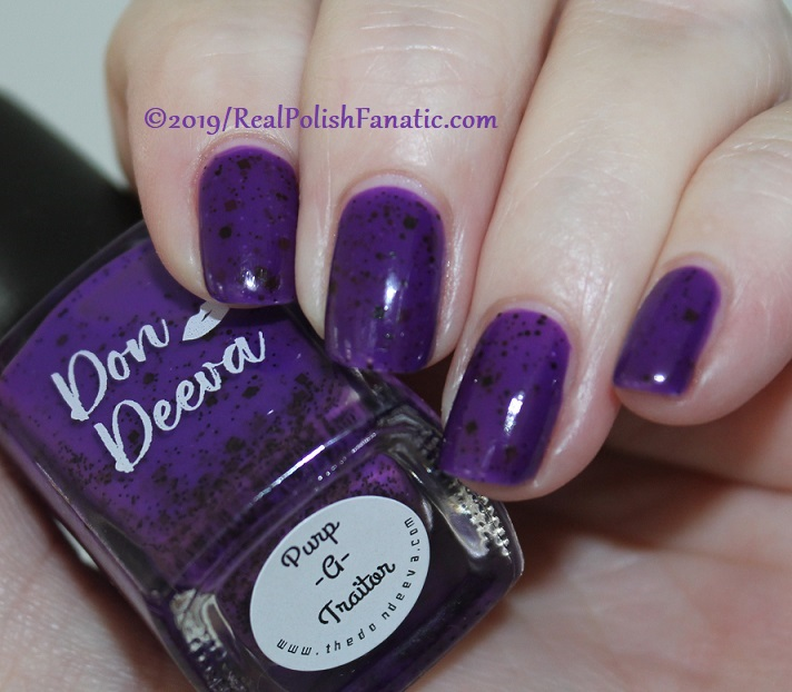 Don Deeva Polish - Purp-A-Traitor (7)