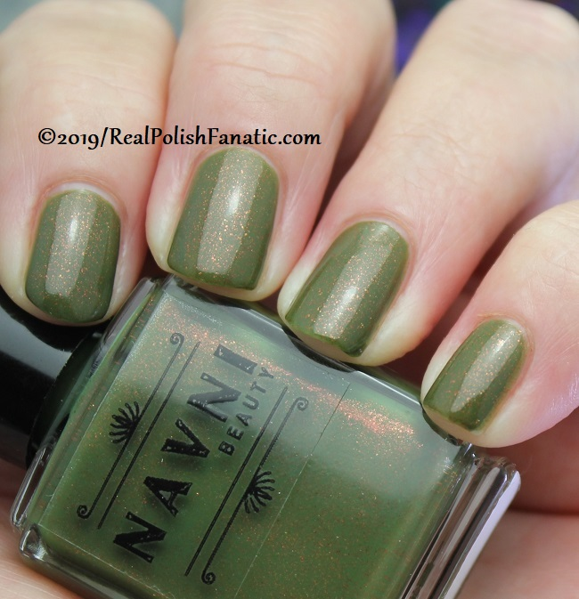 Navni Beauty - Olive Embers - Debut Collection February 2019 (10)