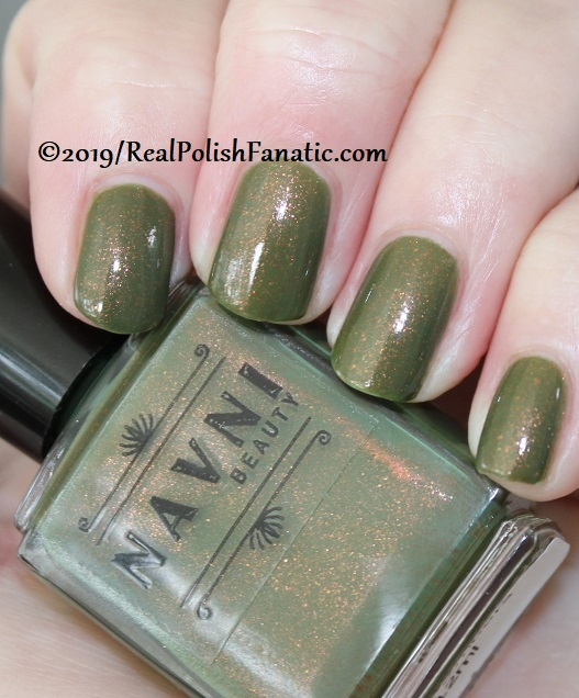 Navni Beauty - Olive Embers - Debut Collection February 2019 (18)