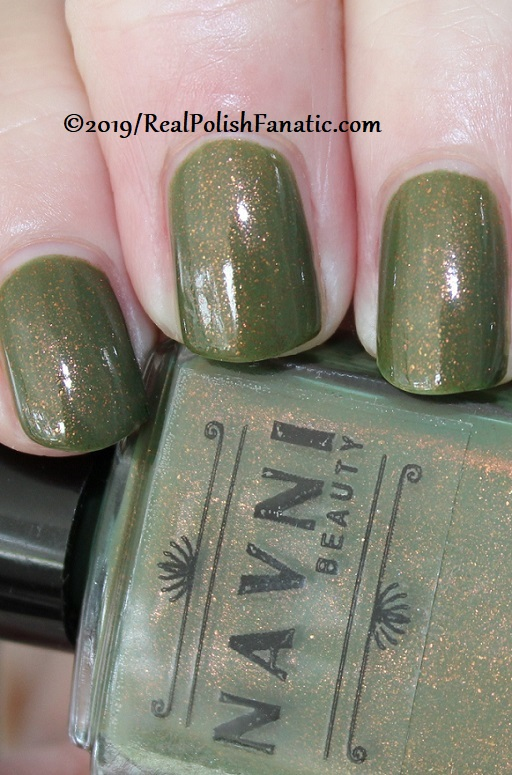 Navni Beauty - Olive Embers - Debut Collection February 2019 (19)
