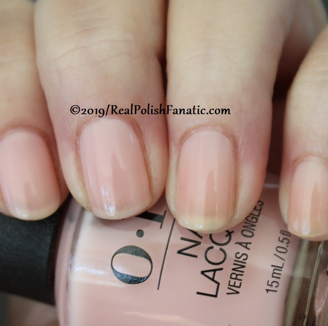 OPI - Baby, Take A Vow -- Always Bare For You Collection - Soft Shades Spring 2019 (19.1) (3)