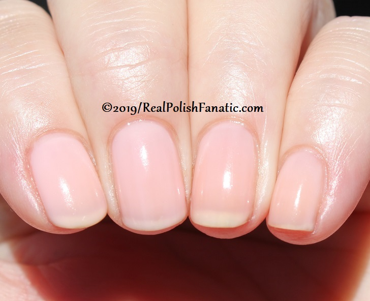 OPI - Baby, Take A Vow -- Always Bare For You Collection - Soft Shades Spring 2019 (27)