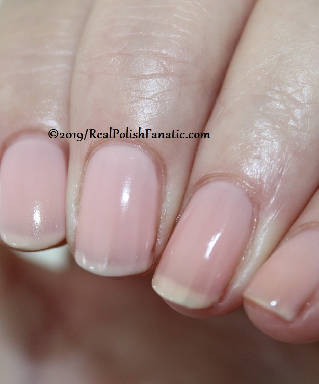 OPI - Baby, Take A Vow -- Always Bare For You Collection - Soft Shades Spring 2019 (7)