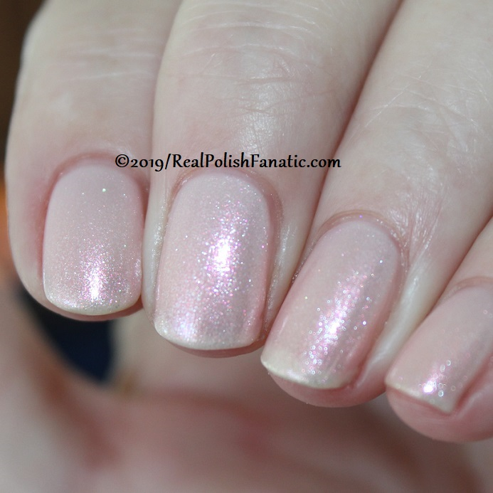 OPI - Baby, Take A Vow and Throw Me A Kiss -- Always Bare For You Collection - Soft Shades Spring 2019 (10)
