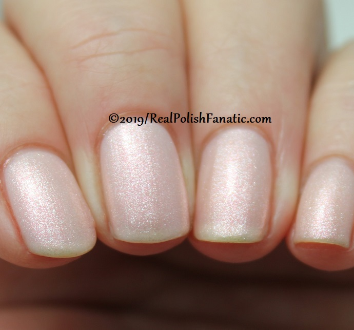 OPI - Baby, Take A Vow and Throw Me A Kiss -- Always Bare For You Collection - Soft Shades Spring 2019 (8)