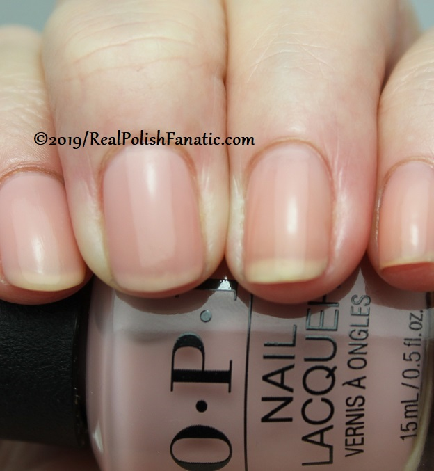 OPI - Bare My Soul -- Always Bare For You Collection - Soft Shades Spring 2019 (12)