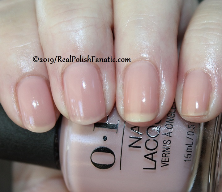 OPI - Bare My Soul -- Always Bare For You Collection - Soft Shades Spring 2019 (18)