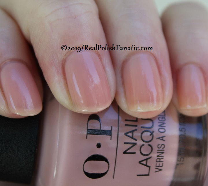 OPI - Bare My Soul -- Always Bare For You Collection - Soft Shades Spring 2019 (23)
