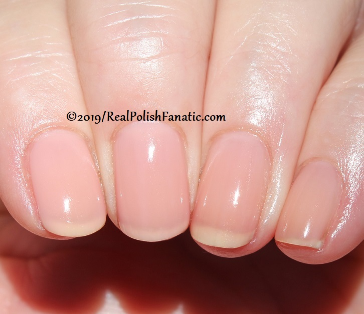 OPI - Bare My Soul -- Always Bare For You Collection - Soft Shades Spring 2019 (39)
