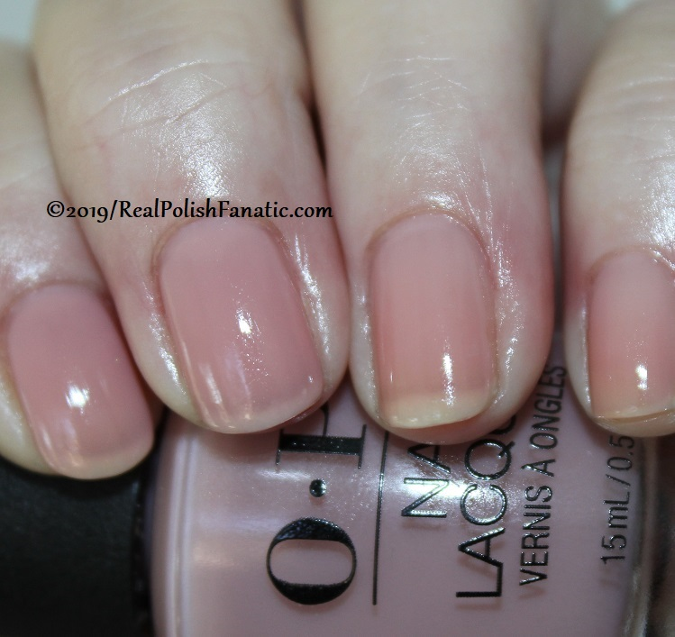 OPI - Bare My Soul -- Always Bare For You Collection - Soft Shades Spring 2019 (4)