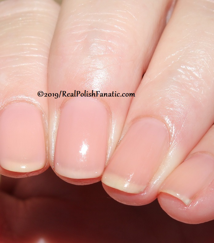 OPI - Bare My Soul -- Always Bare For You Collection - Soft Shades Spring 2019 (40)