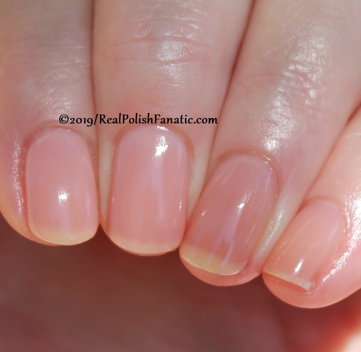 OPI - Bare My Soul -- Always Bare For You Collection - Soft Shades Spring 2019 (42)