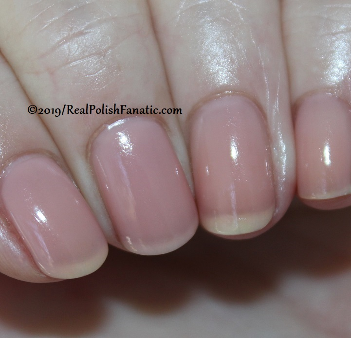 OPI - Bare My Soul -- Always Bare For You Collection - Soft Shades Spring 2019 (9)