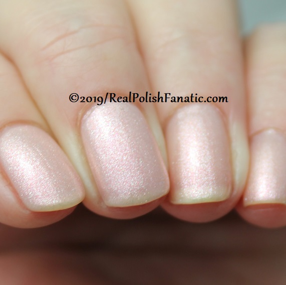 OPI - Bare My Soul and Throw Me A Kiss -- Always Bare For You Collection - Soft Shades Spring 2019 (4)
