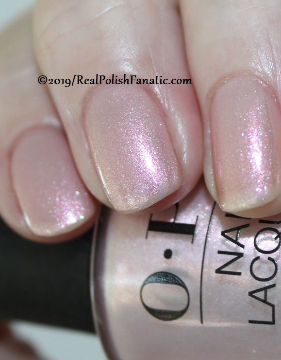 OPI - Bare My Soul and Throw Me A Kiss -- Always Bare For You Collection - Soft Shades Spring 2019 (9)