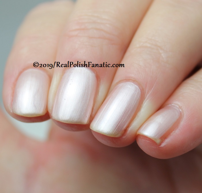 OPI - Chiffon-d of You -- Always Bare For You Collection - Soft Shades Spring 2019 (13)