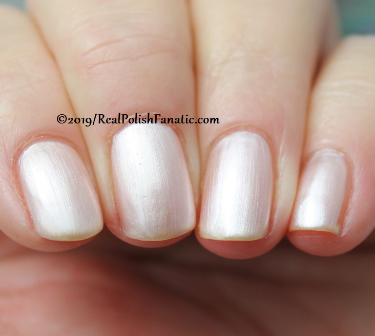 OPI - Chiffon-d of You -- Always Bare For You Collection - Soft Shades Spring 2019 (14)
