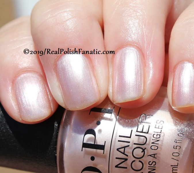 OPI - Chiffon-d of You -- Always Bare For You Collection - Soft Shades Spring 2019 (23)