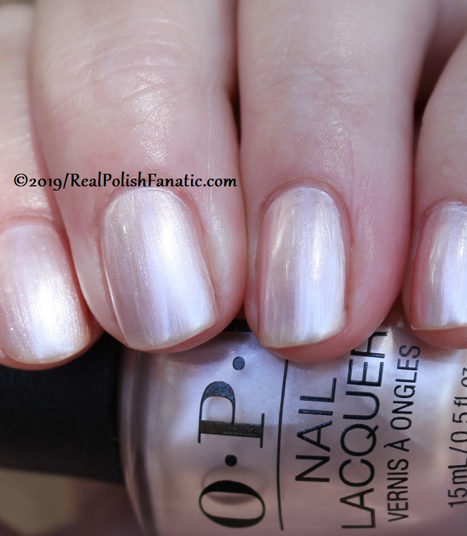 OPI - Chiffon-d of You -- Always Bare For You Collection - Soft Shades Spring 2019 (26)