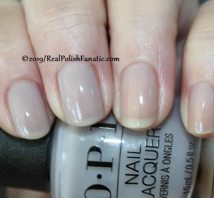 OPI - Engage-meant to Be -- Always Bare For You Collection - Soft Shades Spring 2019 (11)