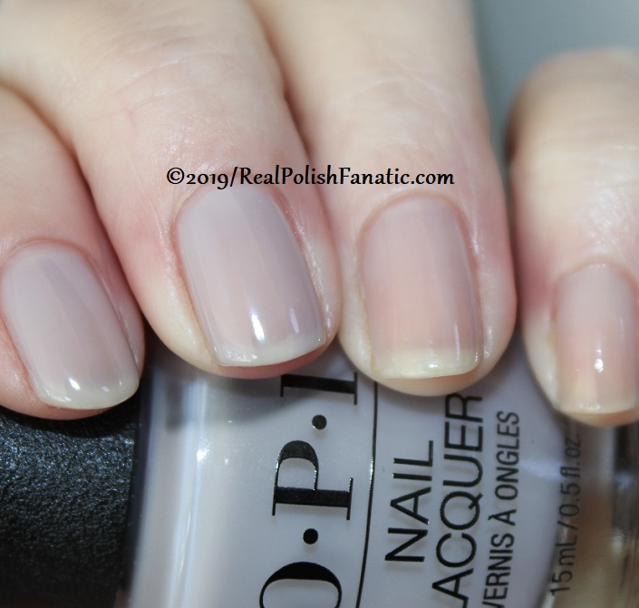 OPI - Engage-meant to Be -- Always Bare For You Collection - Soft Shades Spring 2019 (13)