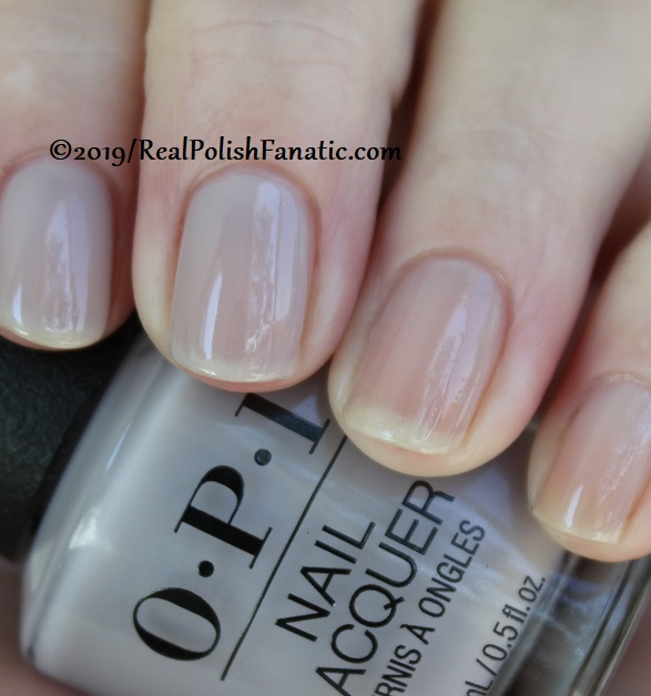 OPI - Engage-meant to Be -- Always Bare For You Collection - Soft Shades Spring 2019 (16)