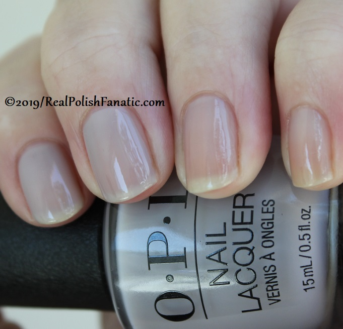OPI - Engage-meant to Be -- Always Bare For You Collection - Soft Shades Spring 2019 (17)