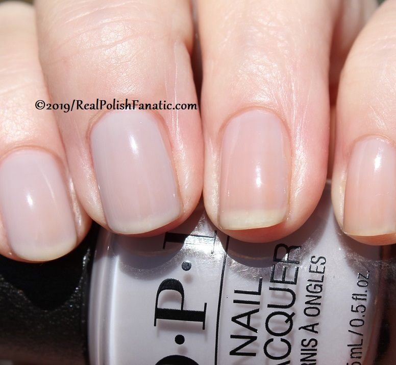 OPI - Engage-meant to Be -- Always Bare For You Collection - Soft Shades Spring 2019 (20)