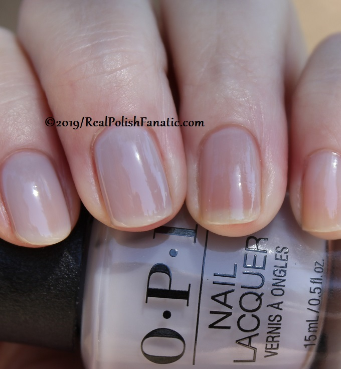OPI - Engage-meant to Be -- Always Bare For You Collection - Soft Shades Spring 2019 (25)