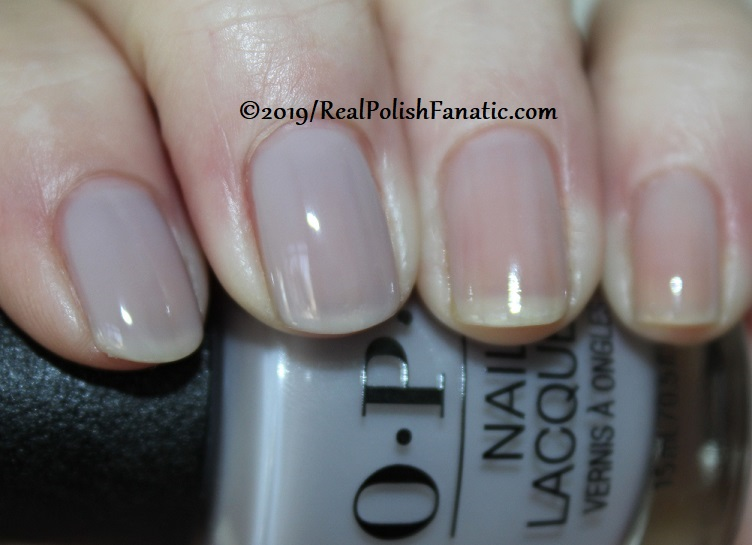 OPI - Engage-meant to Be -- Always Bare For You Collection - Soft Shades Spring 2019 (4)