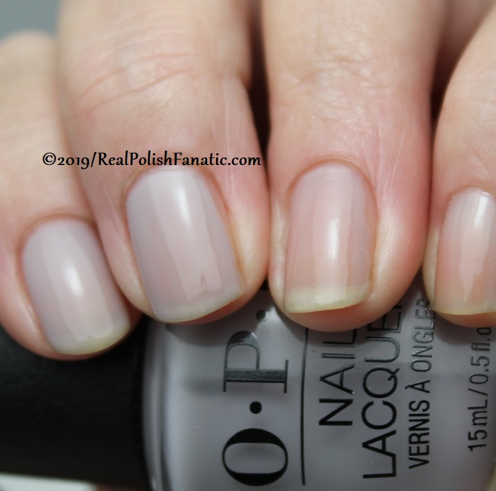 OPI - Engage-meant to Be -- Always Bare For You Collection - Soft Shades Spring 2019 (7)
