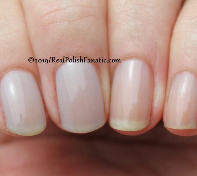 OPI - Engage-meant to Be -- Always Bare For You Collection - Soft Shades Spring 2019 (9)