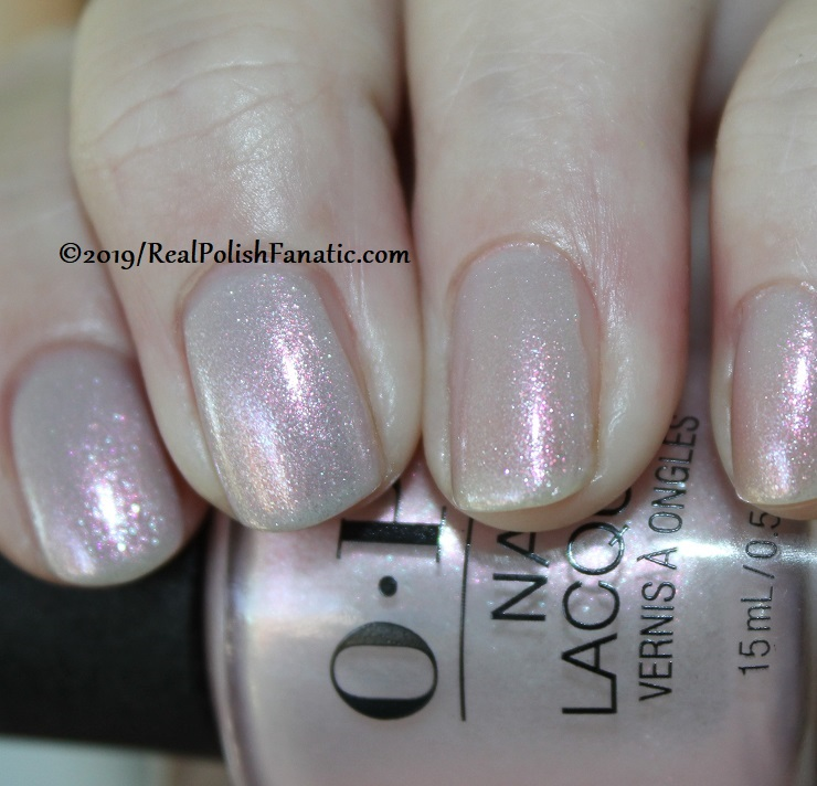 OPI - Engage-meant to Be and Throw Me A Kiss - Always Bare For You Collection - Soft Shades Spring 2019 (4)