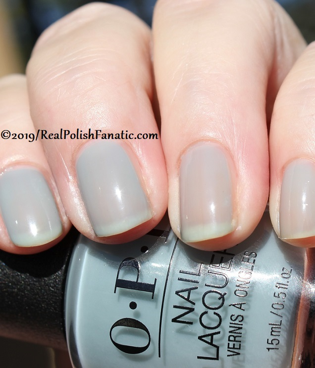 OPI - Ring Bare-er -- Always Bare For You Collection - Soft Shades Spring 2019 (19)