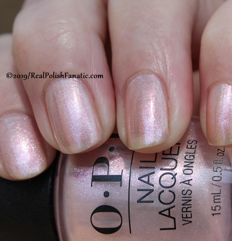 OPI - Throw Me A Kiss -- Always Bare For You Collection - Soft Shades Spring 2019 (22)