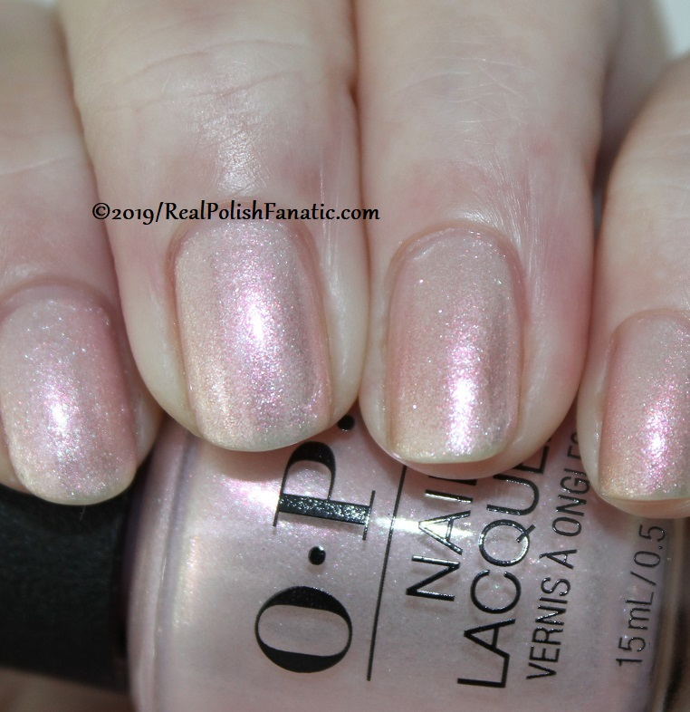 OPI - Throw Me A Kiss -- Always Bare For You Collection - Soft Shades Spring 2019 (4)