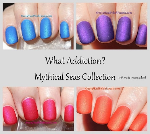 What Addiction Mythical Seas Collection March 20191.2