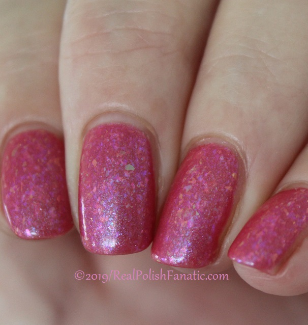 Bees Knees Lacquer - Las Plagas -- April 2019 Mystery Bags (10)