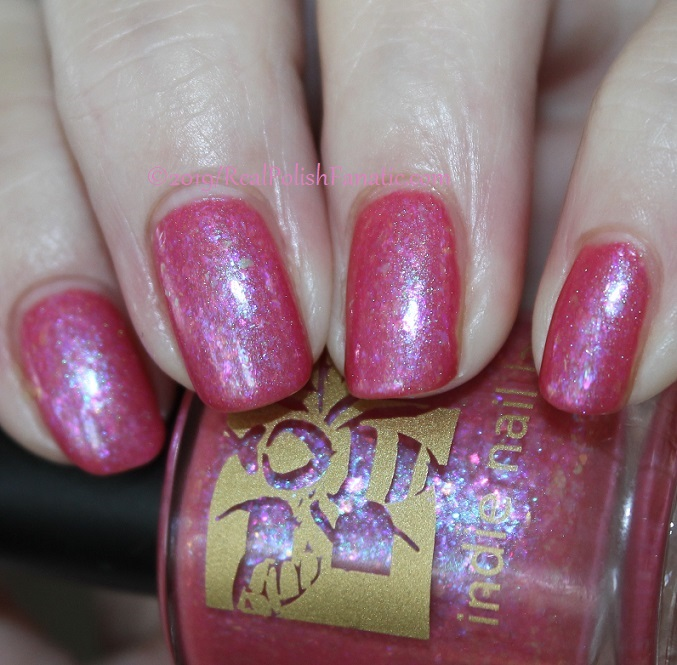 Bees Knees Lacquer - Las Plagas -- April 2019 Mystery Bags (14)