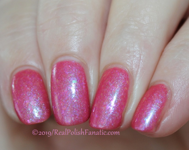 Bees Knees Lacquer - Las Plagas -- April 2019 Mystery Bags (15)