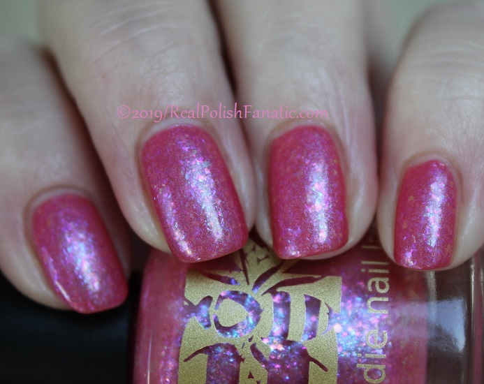 Bees Knees Lacquer - Las Plagas -- April 2019 Mystery Bags (17)
