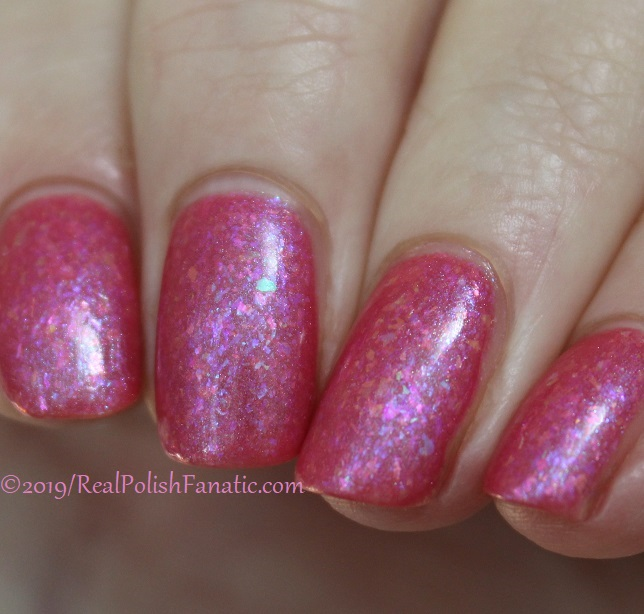 Bees Knees Lacquer - Las Plagas -- April 2019 Mystery Bags (20)