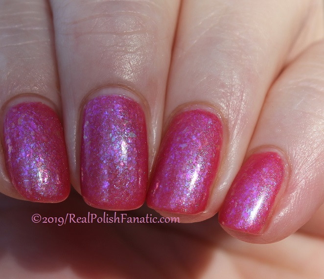 Bees Knees Lacquer - Las Plagas -- April 2019 Mystery Bags (23)