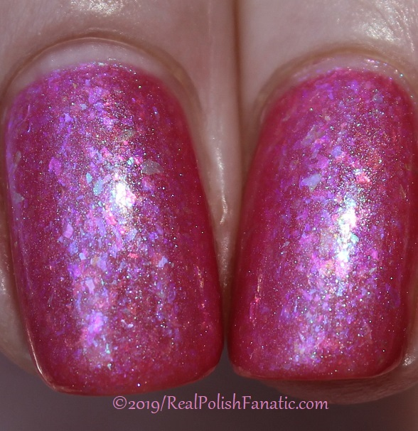 Bees Knees Lacquer - Las Plagas -- April 2019 Mystery Bags (24)