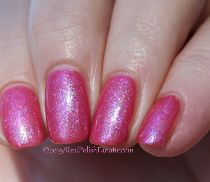 Bees Knees Lacquer - Las Plagas -- April 2019 Mystery Bags (27)
